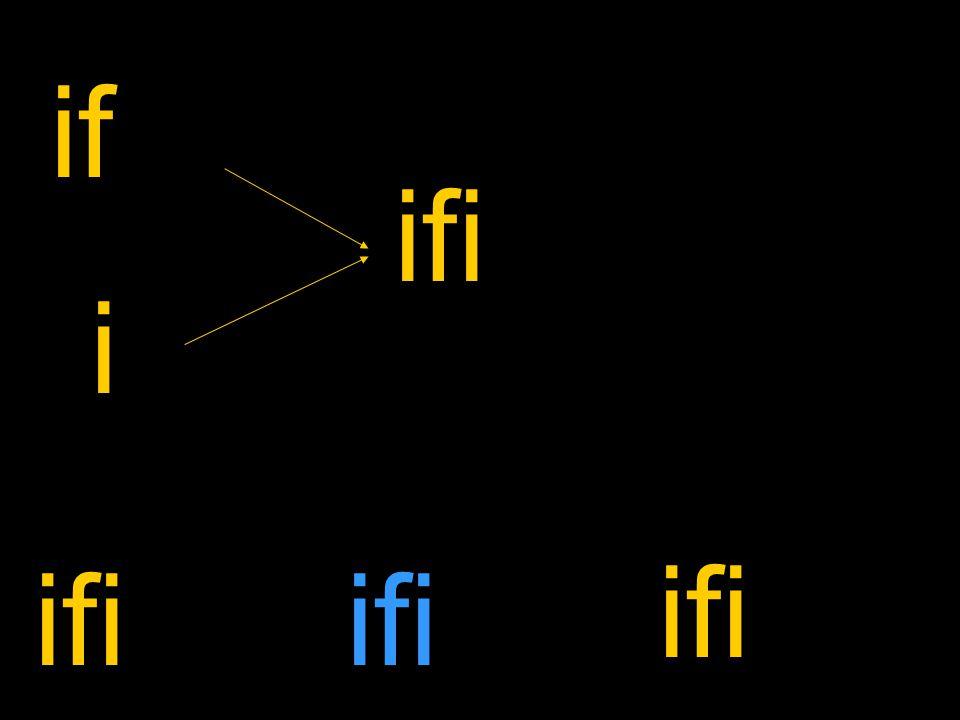 i ifi