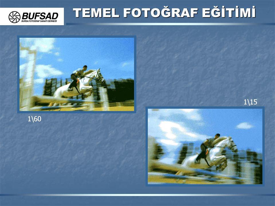 TEMEL FOTOĞRAF EĞİTİMİ 1\60 1\15