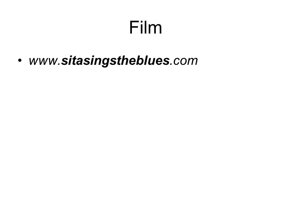 Film www.sitasingstheblues.com