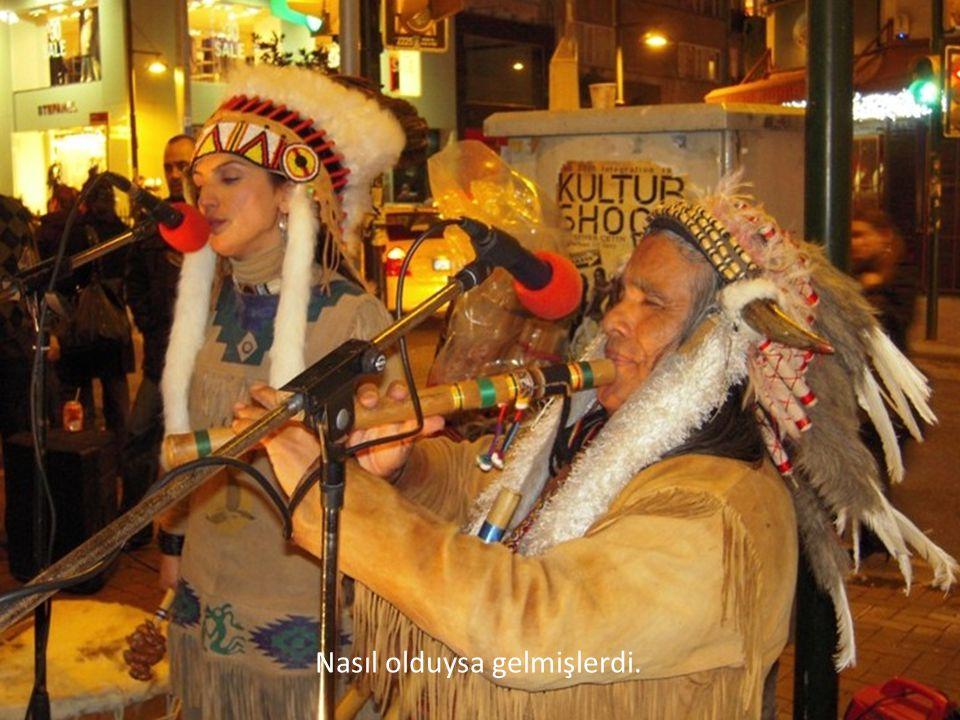 Kızılderili reisi Seattle'a ait olduğu söylenen sözlerden birkaç satır: Bu dünyanın her parçası benim insanlarım için kutsaldır.