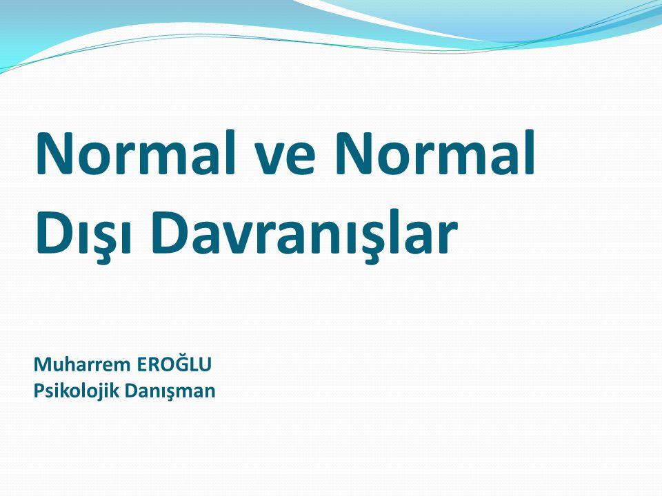 Nevroz Çeşitleri 1.Kaygı bozuklukları 2. Somatoform bozuklukları 3.