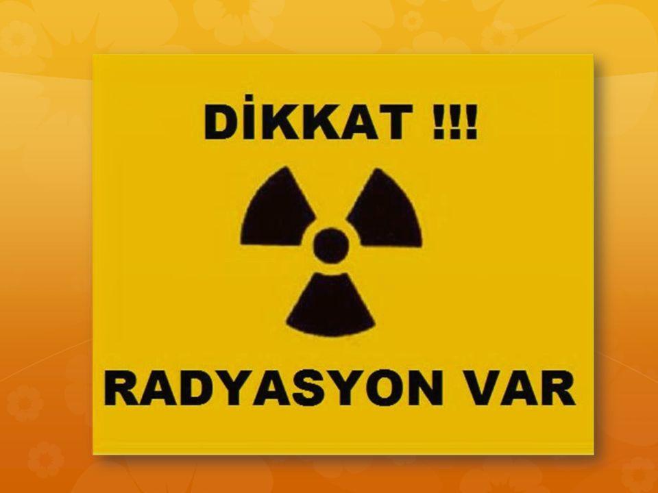 Radyasyon nedir.19.