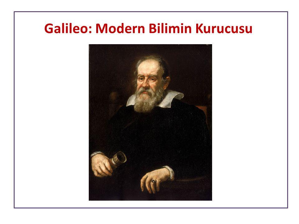 Galileo: Modern Bilimin Kurucusu