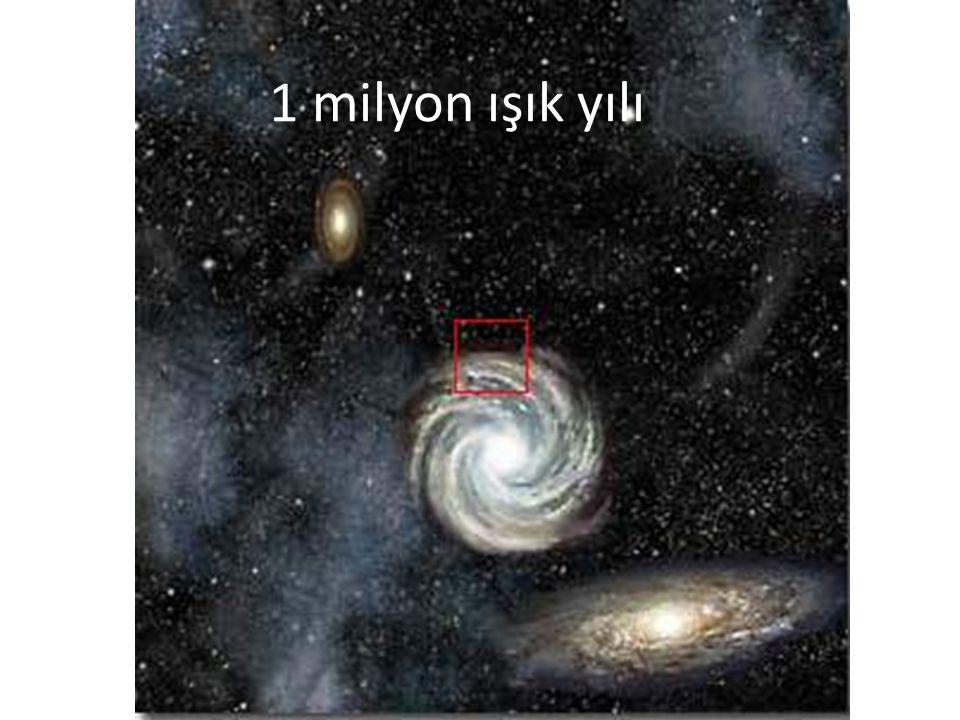 1 milyon ışık yılı