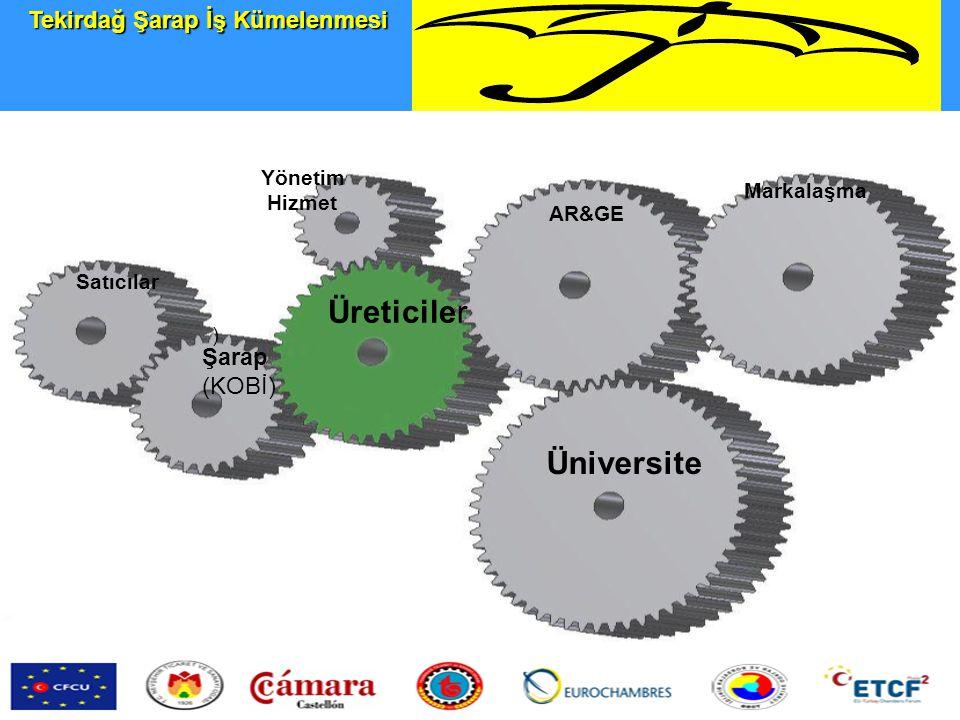 http://www4.fh-swf.de/media/downloads/fbaw_1/download_1/hensche/hensche_1/kurzfassungderstudieclusteragribusiness.pdf ) Satıcılar Üreticiler Markalaşm