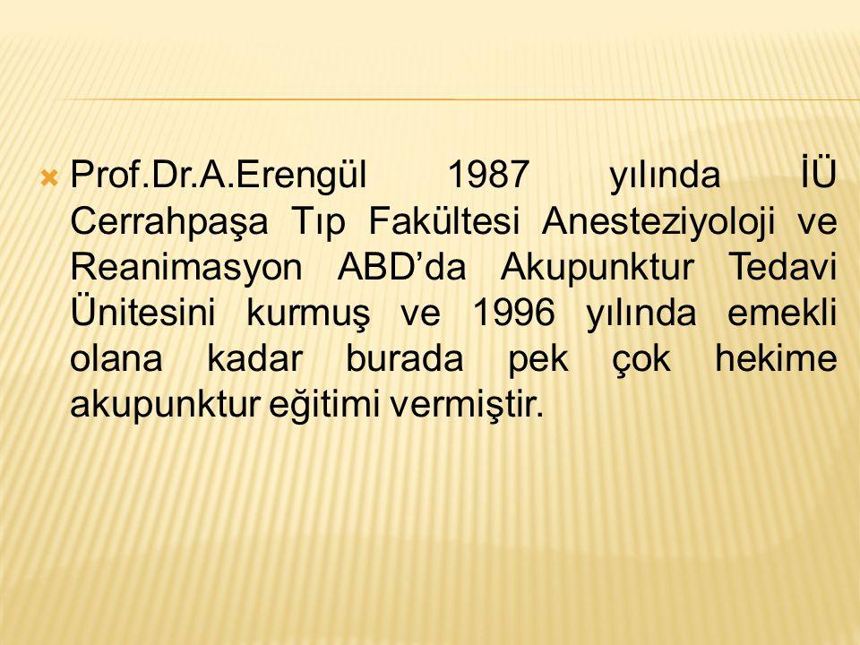 Her iki derneğin kuruluşu da Mayıs 1987'de tamamlanmış.