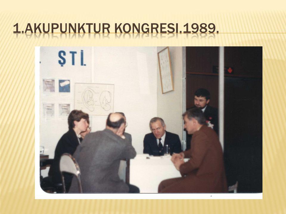  İstanbul Akupunktur Derneğinin SB.