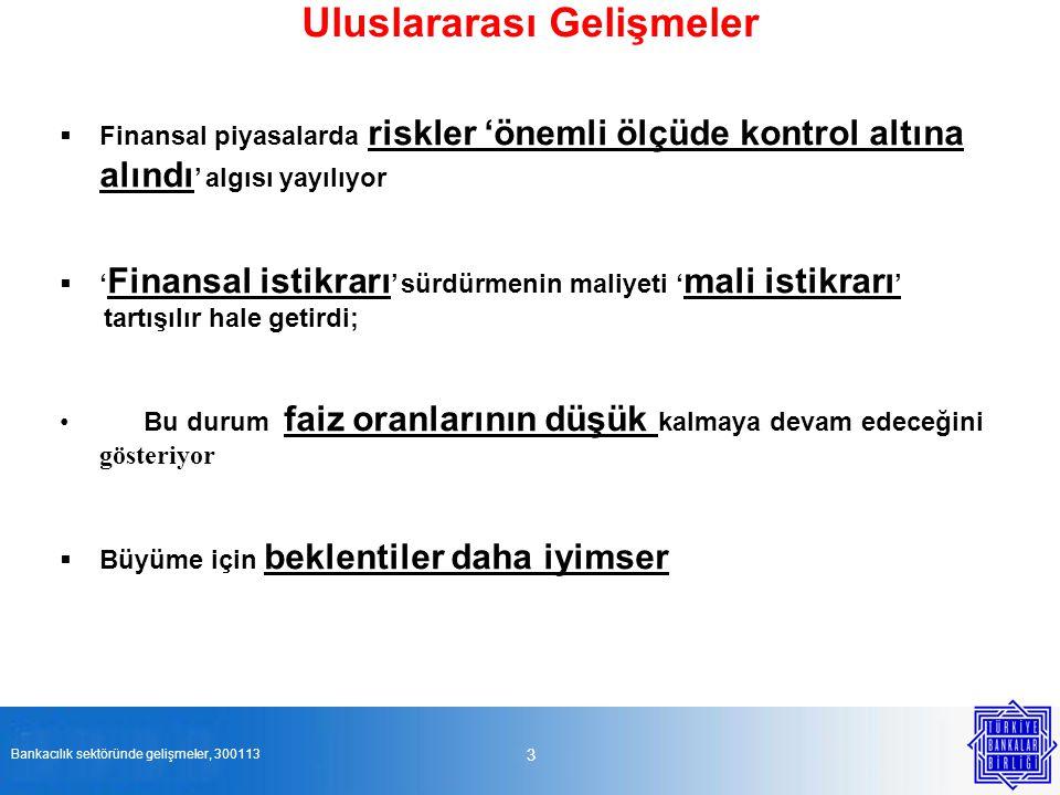 Faiz Oranlarının Gelişimi 23.08.2014 Bankacılık Düzenleme ve Denetleme Kurumu 24 Kaynak: TCMB