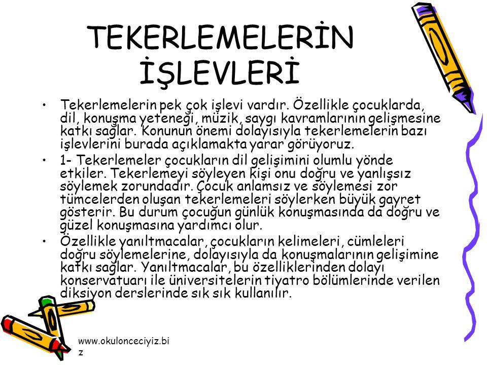 www.okulonceciyiz.biz İğne battı, Canımı yaktı.