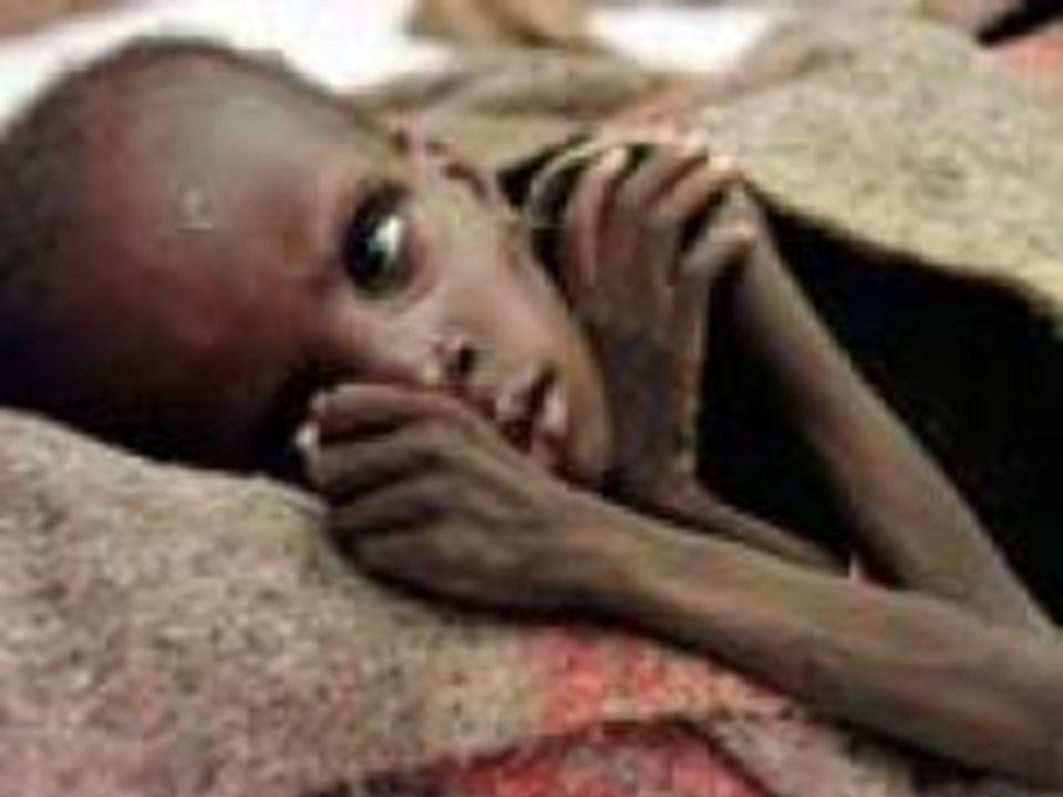 5 Her 3 saniyede 1 çocuğun açlıktan öldüğünü unutmayalım.