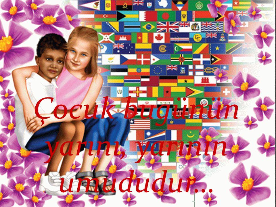 Çocuklar geleceğe gönderdiğimiz ve asla göremeyeceğimiz mesajlardır… ♥ ♥ ♥ ♥ ♥ ♥ ♥ ♥ ♥ ♥ ♥ ♥