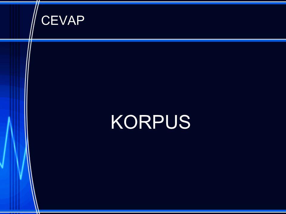 CEVAP KORPUS