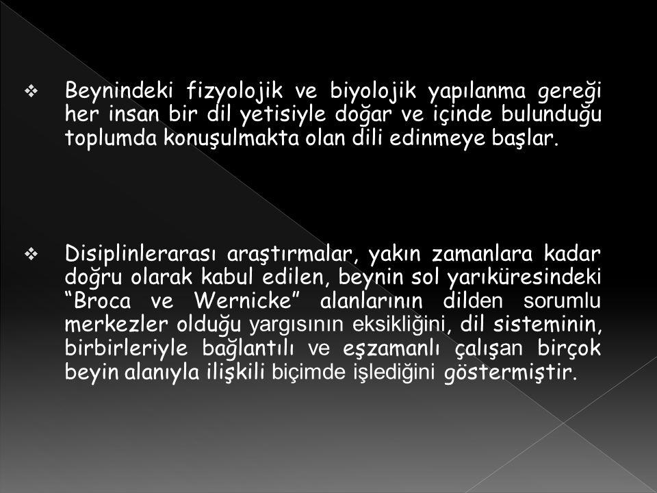 Özge, D.ve Tekman, G.H. 2006.