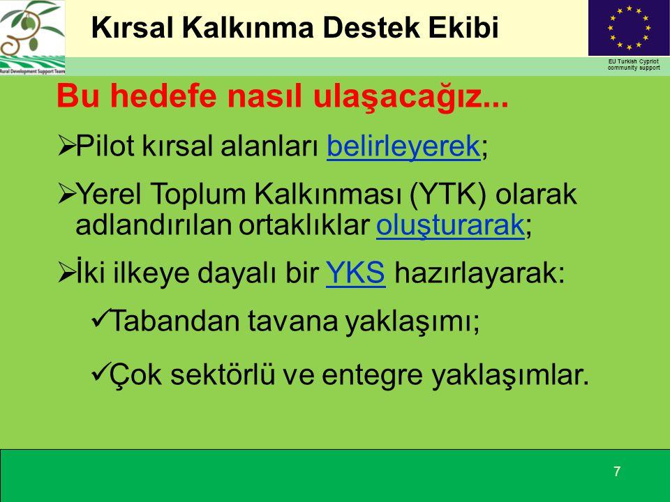 Kırsal Kalkınma Destek Ekibi EU Turkish Cypriot community support 8
