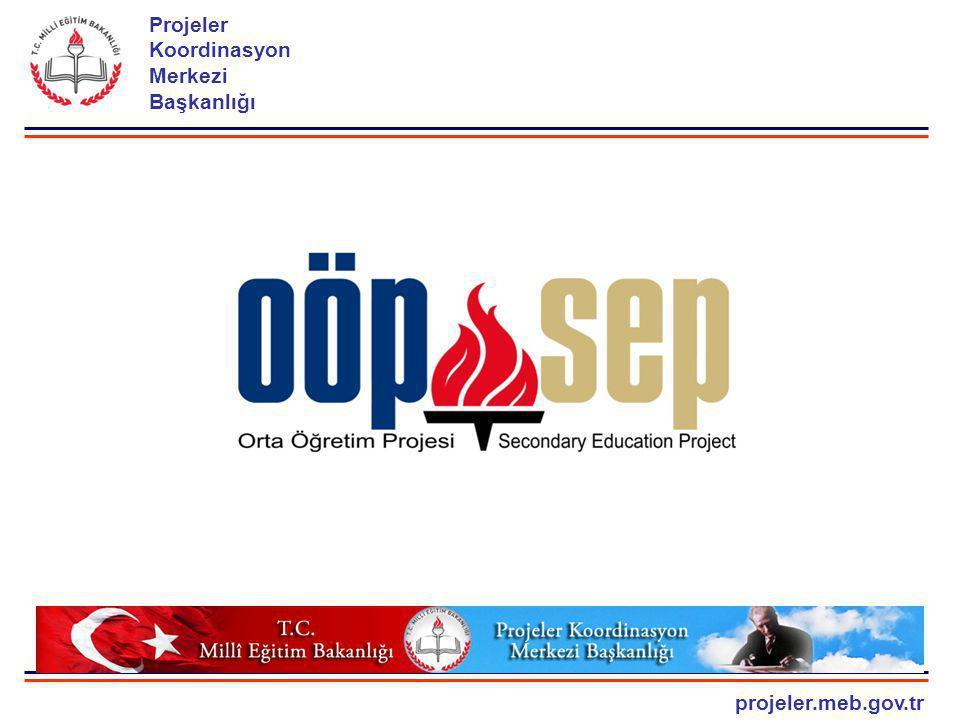 projeler.meb.gov.tr Projeler Koordinasyon Merkezi Başkanlığı