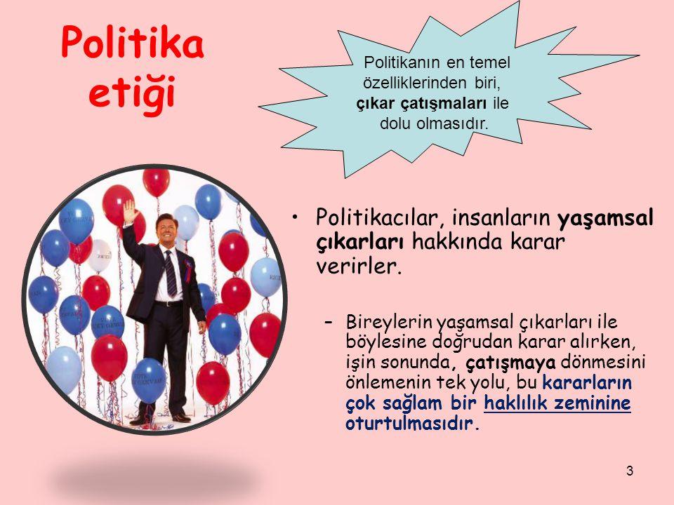 Öjeni ve Etik Sorunlar Öjeni, 20.