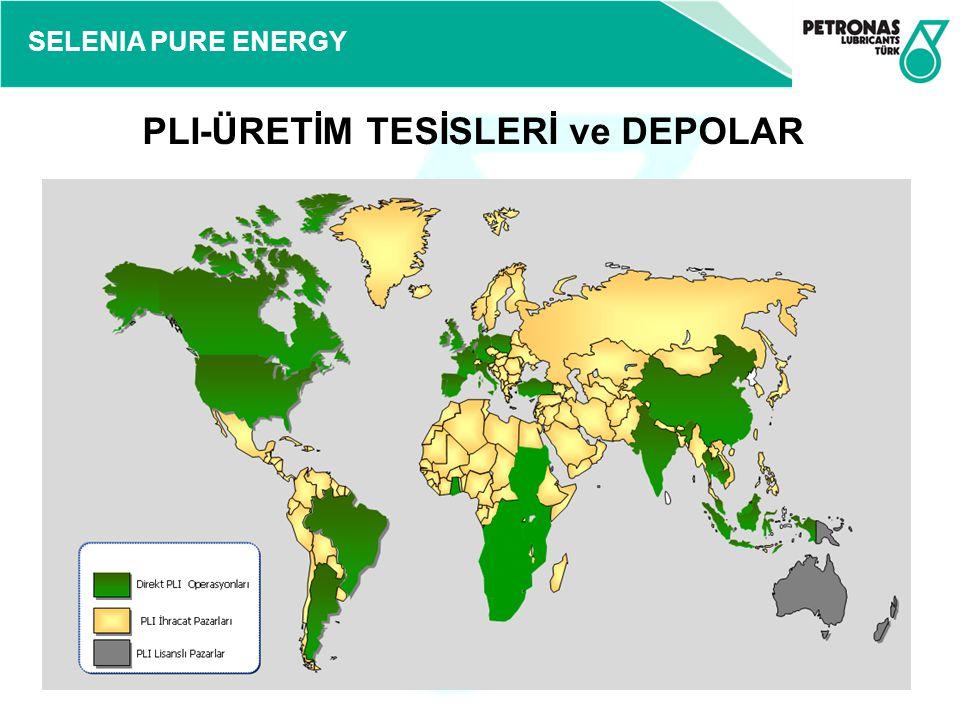 SELENIA PURE ENERGY PLI-ÜRETİM TESİSLERİ ve DEPOLAR