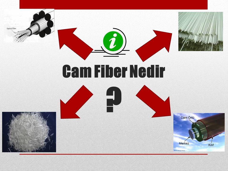 Cam Fiber Nedir ?