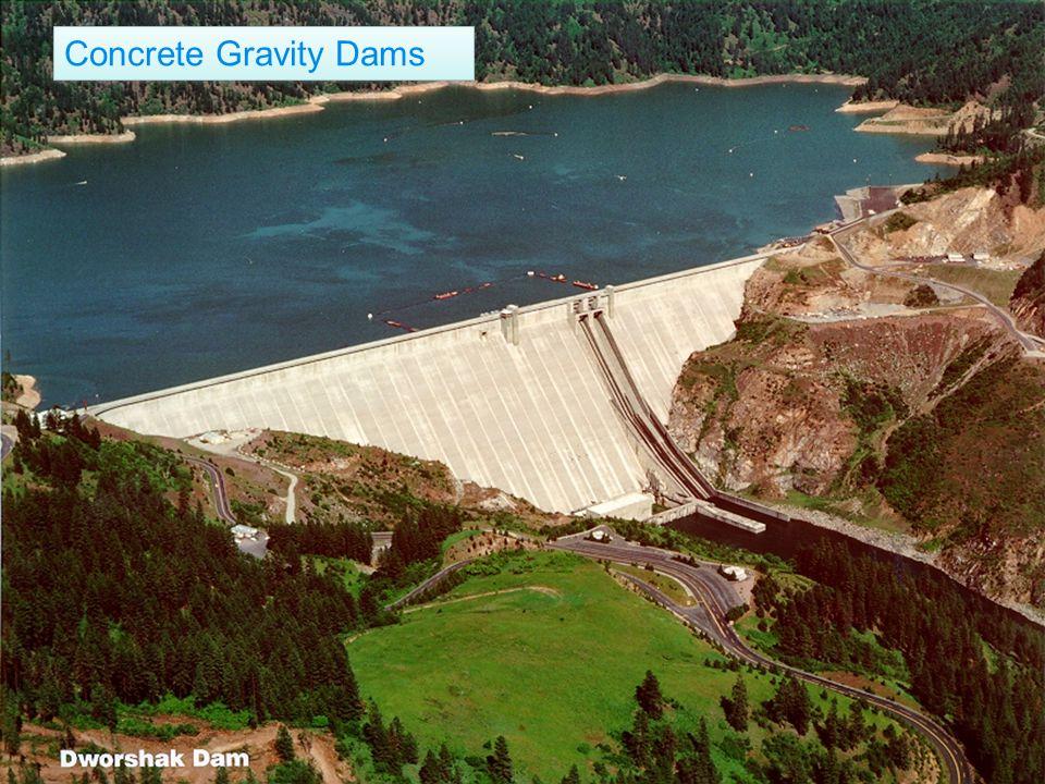Recep YURTALÇ.Ü. İnş.Müöl. Concrete Gravity Dams