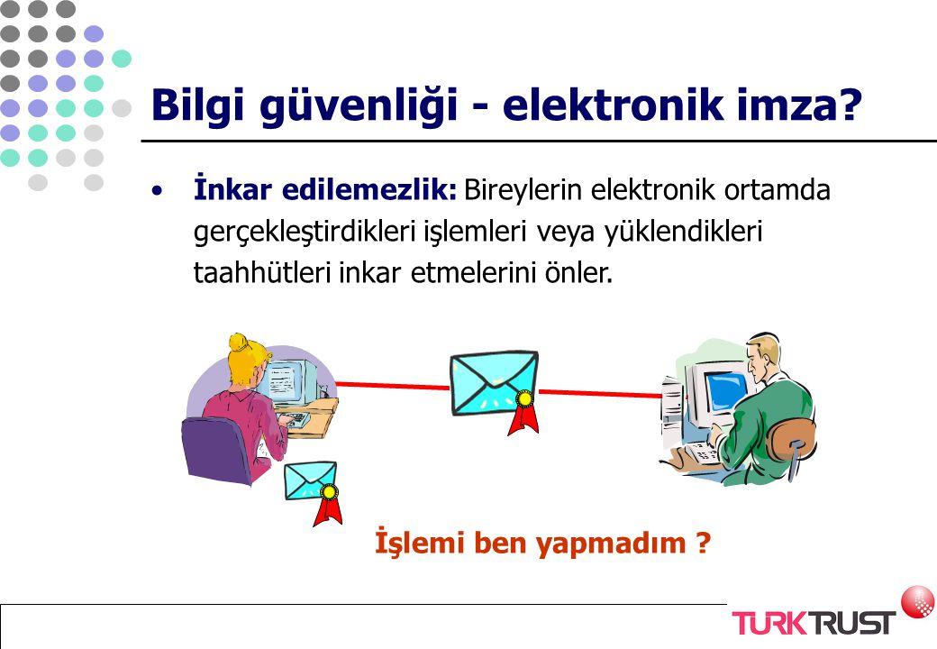 Teşekkürler... www.turktrust.com.tr Yüksel SAMAST Genel Müdür