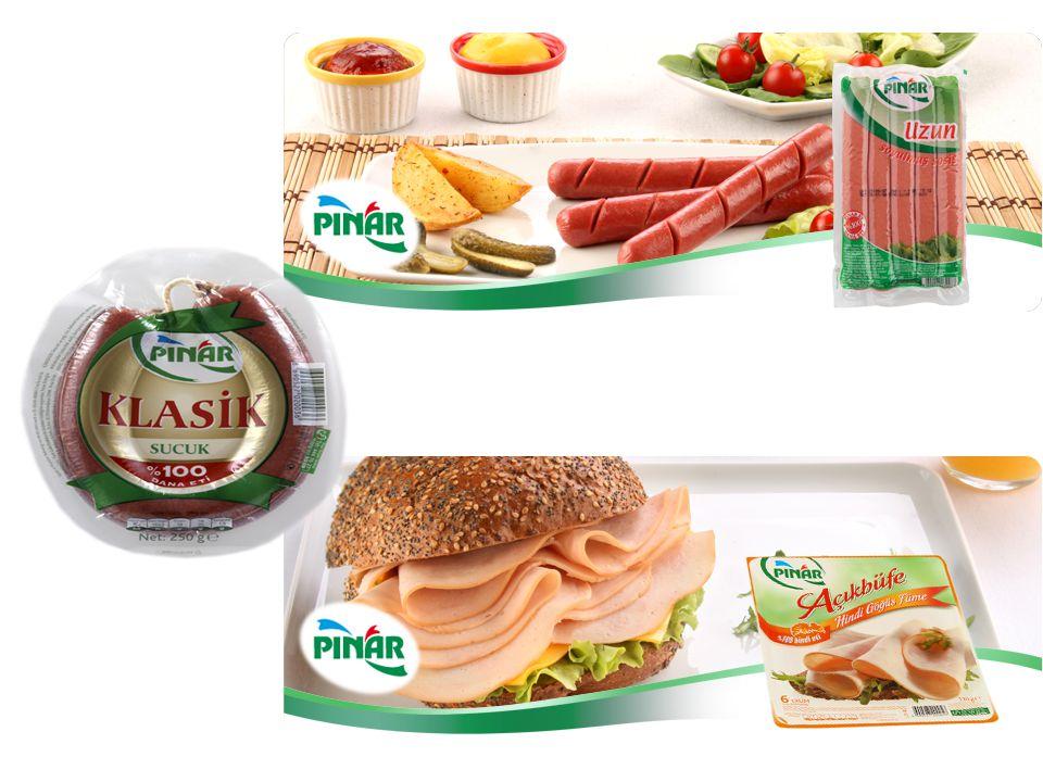 RAKİPLERİ Paketli ürün pazarında Aytaç, Polonez, Banvit ve Maret gibi ulusal rakipler bulunmaktadır.