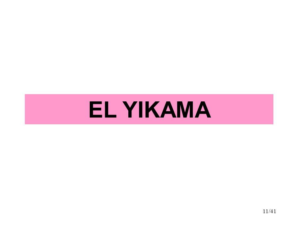 11/41 EL YIKAMA