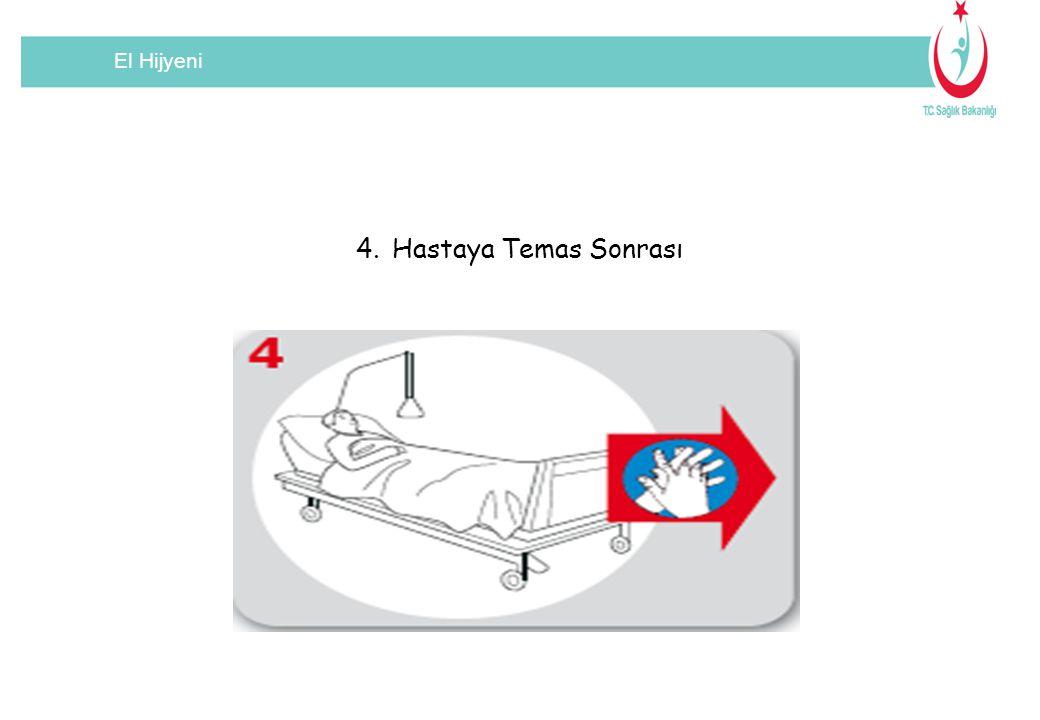El Hijyeni 4.Hastaya Temas Sonrası