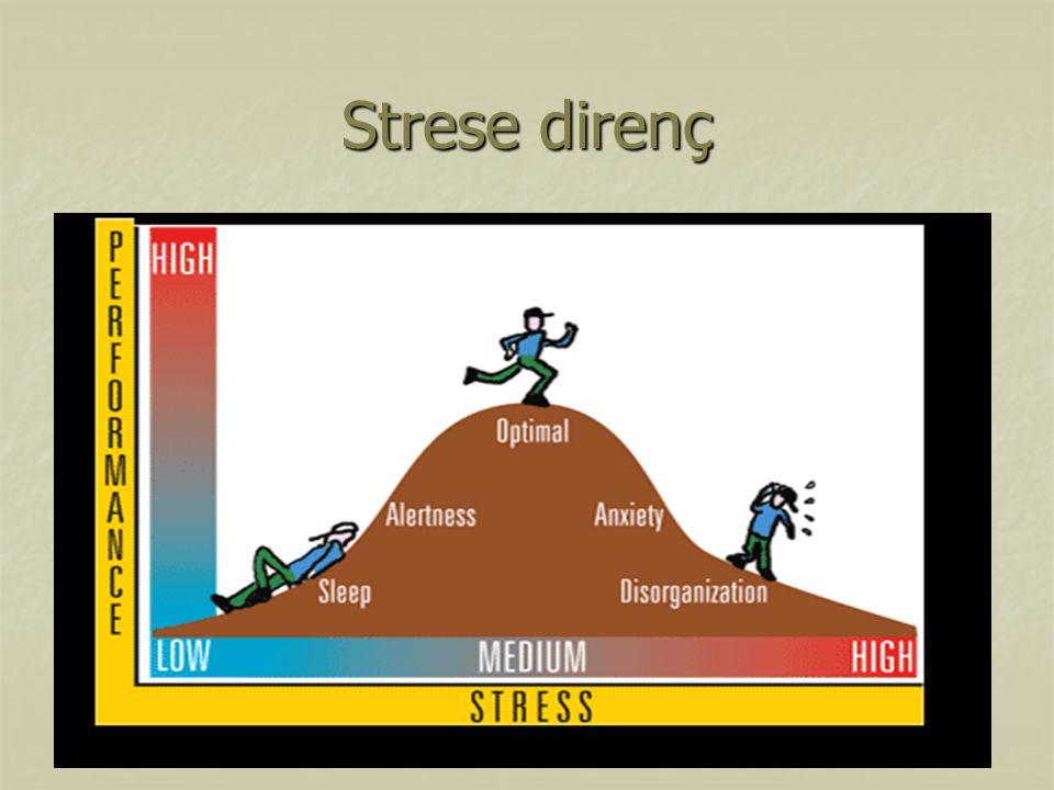 Strese direnç