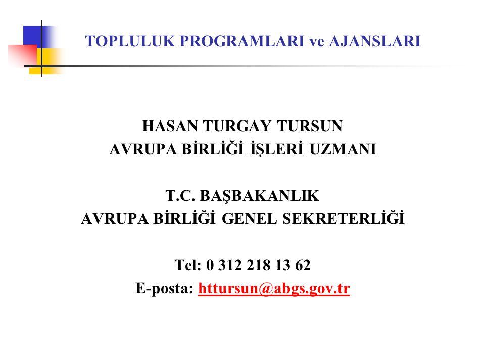 SUÇUN ÖNLENMESİ VE SUÇLA MÜCADELE PROGRAMI 2007/125/JHA sayılı Kararla kurulmuştur.