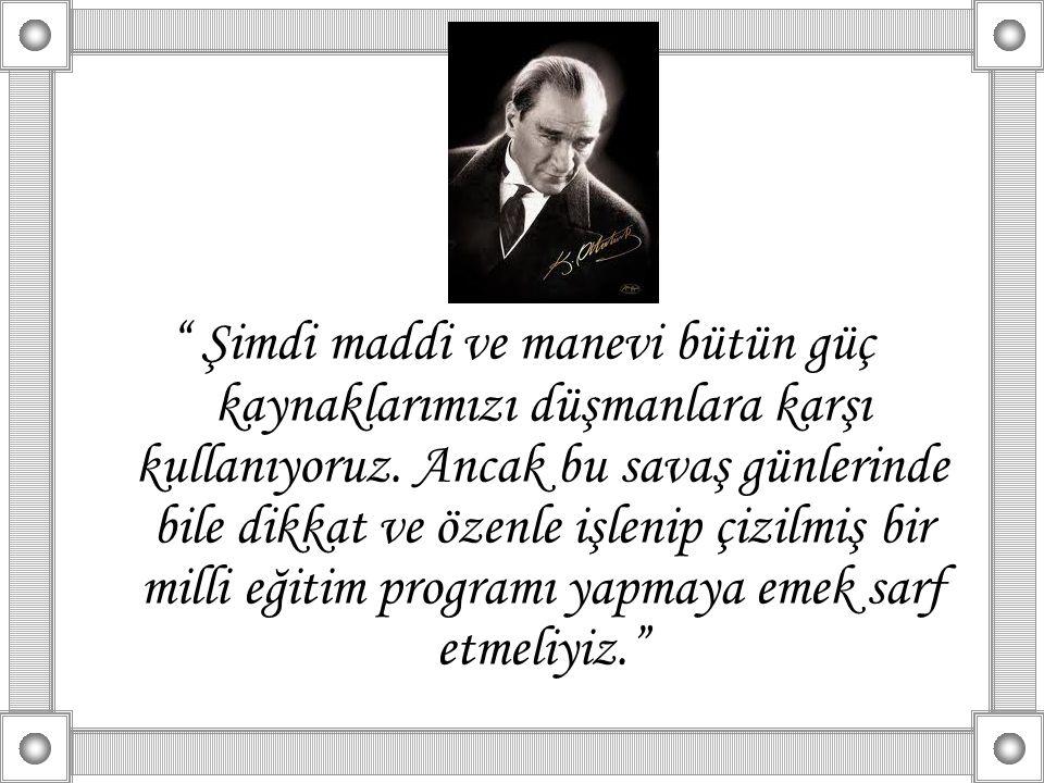 1948 İlkokul Programı 20 yıl süreyle uygulanmış olan ve Cumhuriyet tarihimizin en uzun süreli yürürlükte olan programı 1948 programıdır (Cicioğlu, 1985).
