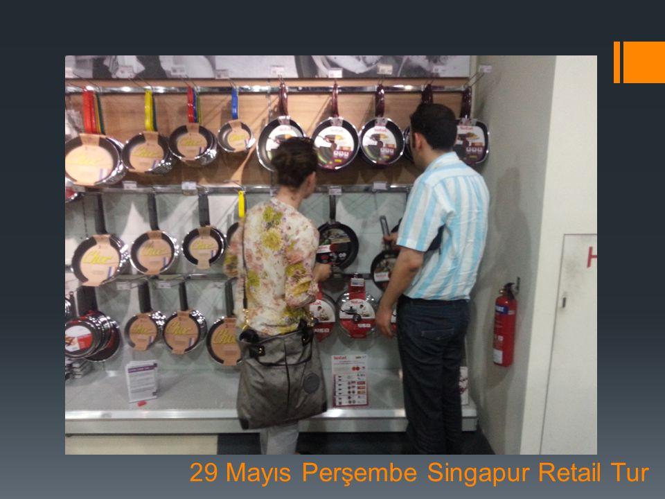 Singapur Görüşme İstatistikleri:  Heyete Katılan Firma Sayısı:16  Görüşmelere Katılan Yabancı Firma Sayısı:15  Gerçekleşen Görüşme Sayısı:95  Heyet Katılımcı Firma Başına Ortalama Görüşme:6 30 Mayıs Cuma Singapur B2B