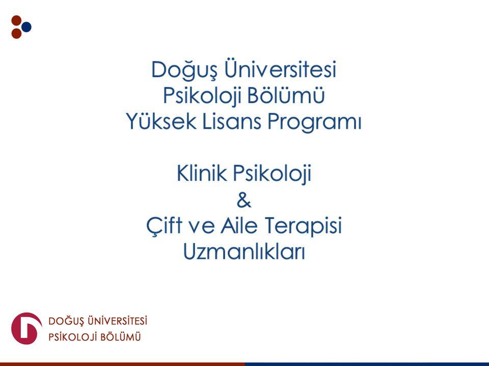 Sibel Erenel* Lisans: Boğaziçi Universitesi Yüksek Lisans: Boğaziçi Üniversitesi Eğitim Fak.