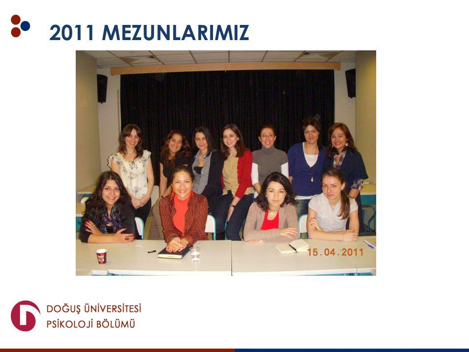 2011 MEZUNLARIMIZ