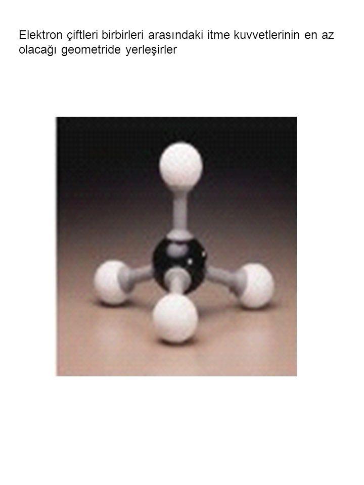 CH 4, PCl 5, SF 6. NH 3 BeF 2 bileşiklerinin hibritleşme türü ve molekül geometrilerini bulunuz.