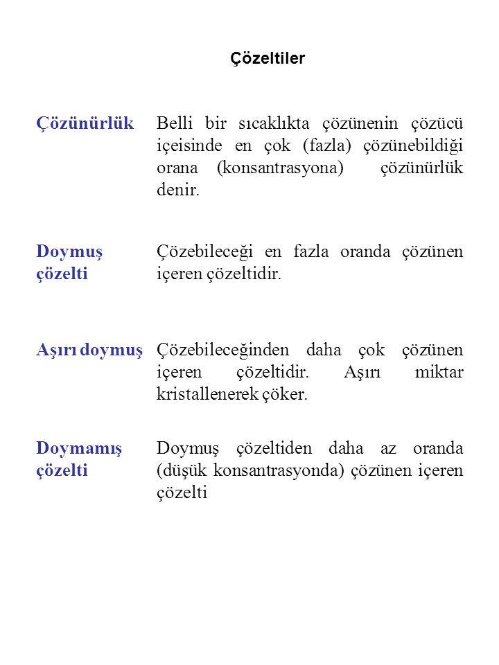Osmatik basıç: osmoz (çözücünün seyreltik tarafa geçmesini) engellemek için uygulanması gereken dış basınçtır.