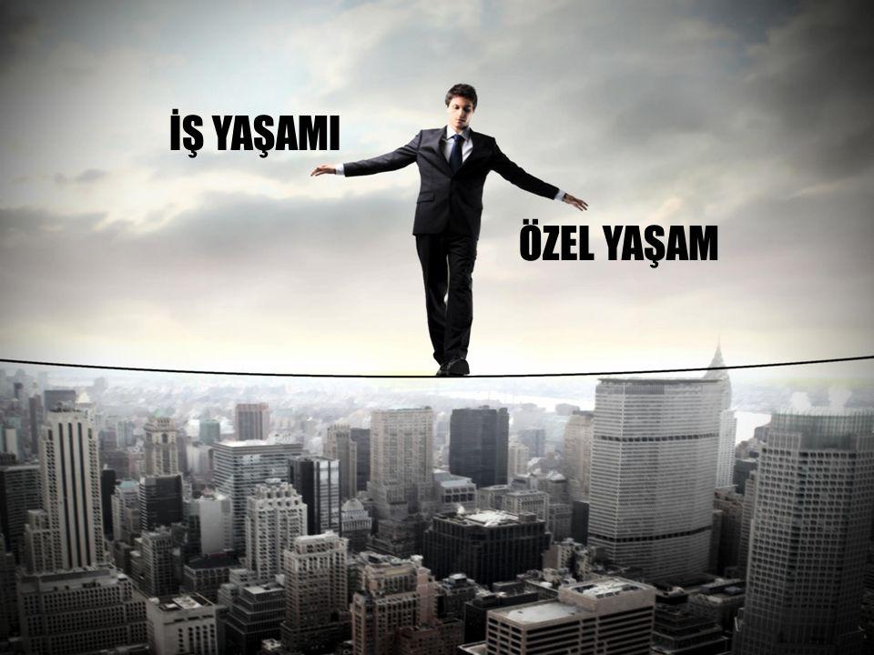 ESNEKLİK Classified - Internal use İŞ YAŞAMI ÖZEL YAŞAM