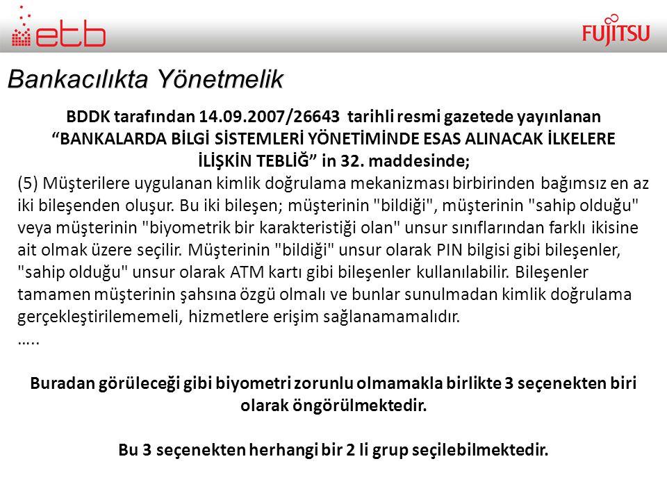"""Bankacılıkta Yönetmelik BDDK tarafından 14.09.2007/26643 tarihli resmi gazetede yayınlanan """"BANKALARDA BİLGİ SİSTEMLERİ YÖNETİMİNDE ESAS ALINACAK İLKE"""
