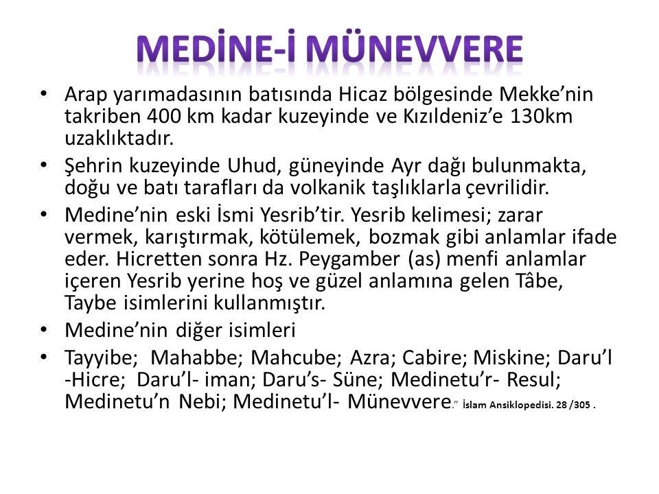 Yesrib'ten Medine'ye