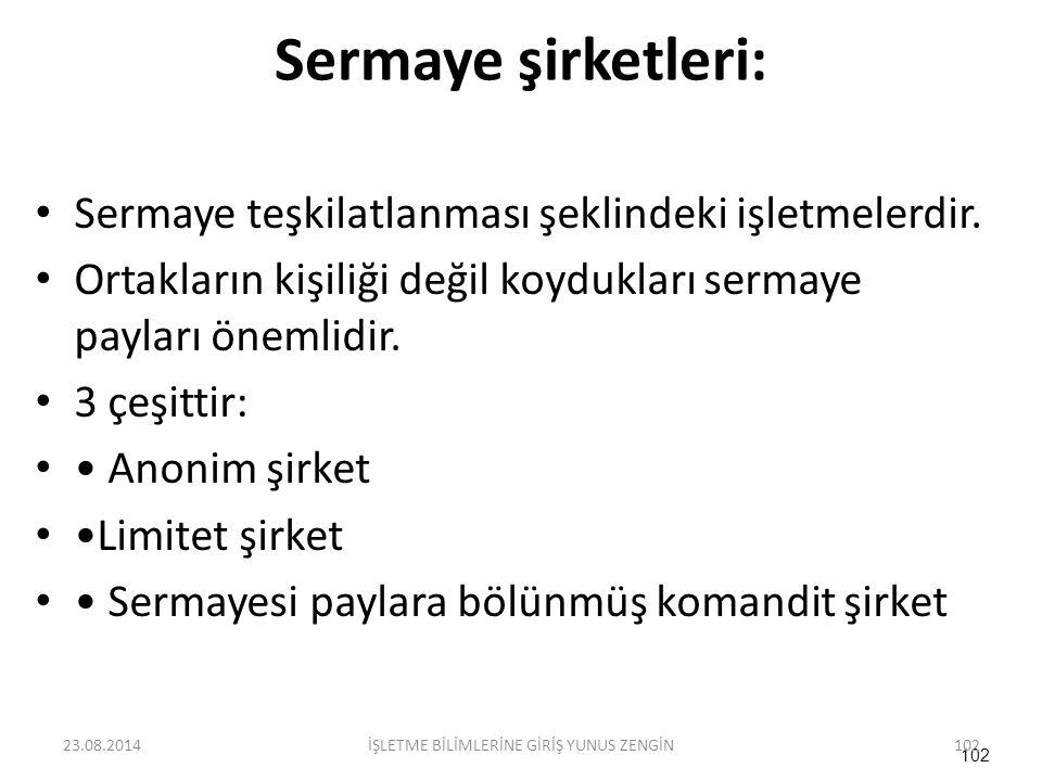 """KomanditŞirket:Komandit Şirket: Türk ticaret kanununa göre düzenlenmiştir. Buradaki tanımı """" ticari bir işletmeyi bir ticari unvan altında işletmek am"""