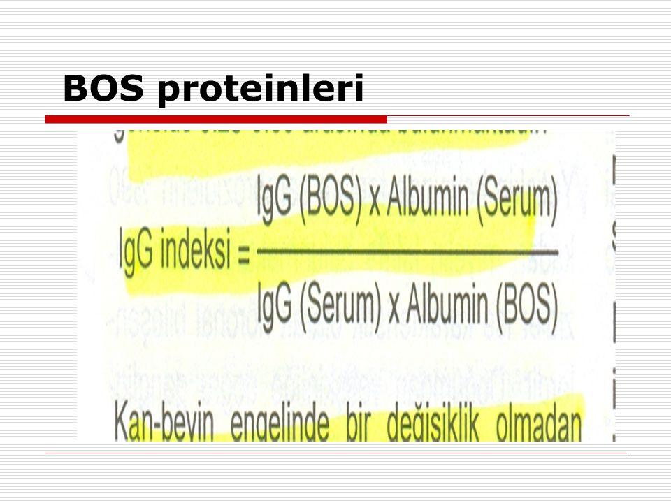 BOS proteinleri