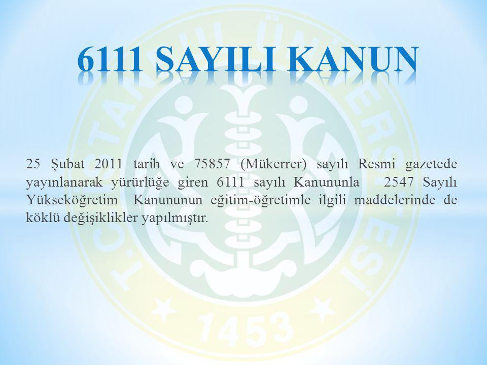 6111 sayılı Kanunun 170.