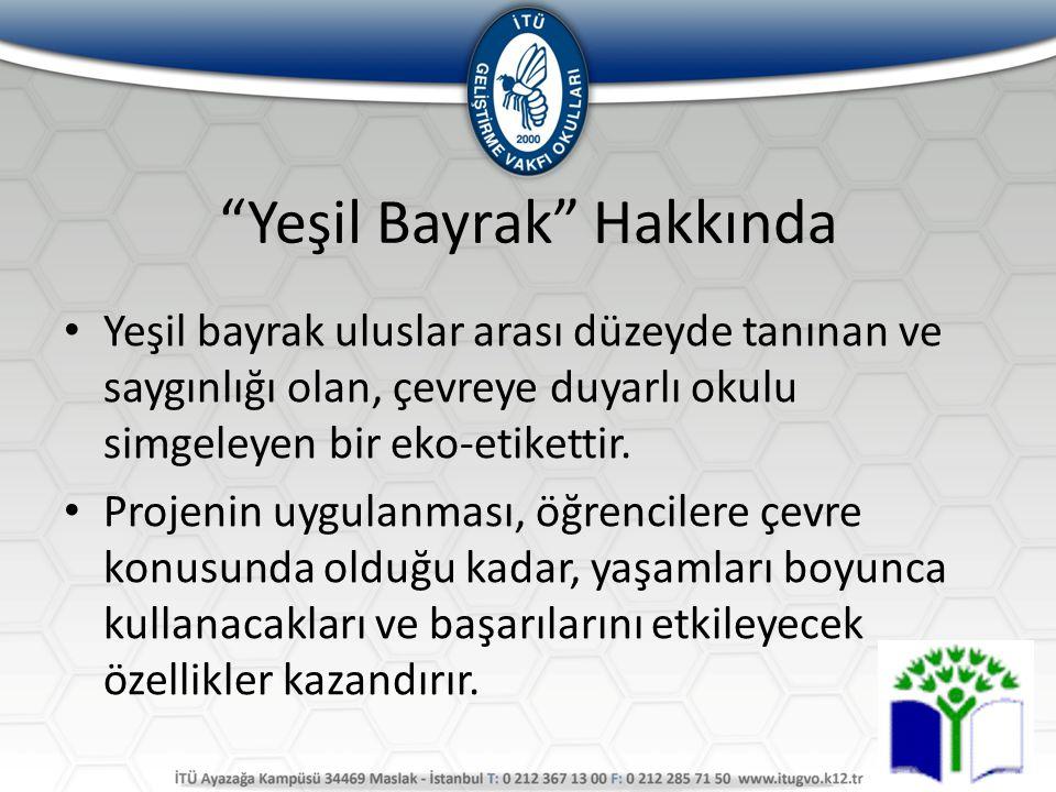 SLOGANIMIZ KAYNAKLARINI TÜKETME, GELECEĞİNİ YOK ETME !!!