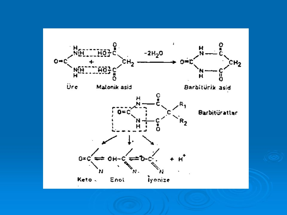 Barbitüratların Sınıflandırılması Barbitüratlar; hipnotik ve/veya sedatif etki sürelerine göre dört gruba ayrılırlar:  1.