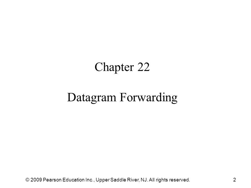 © 2009 Pearson Education Inc., Upper Saddle River, NJ.