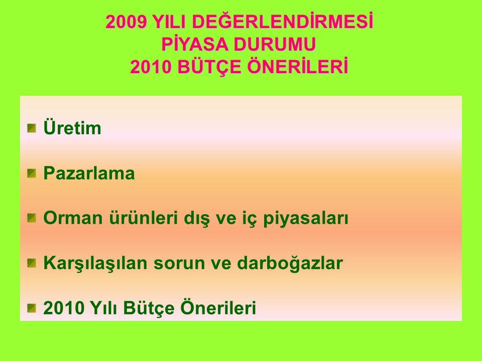 2008 – 2009 GÖRE 2010 YILI DEĞERLENDİRMESİ 2008 – 2009 GÖRE 2010 YILI DEĞERLENDİRMESİ NEVİİ BİRİMİ 2008 YILI2009 YILI2010 YILI BÖL.