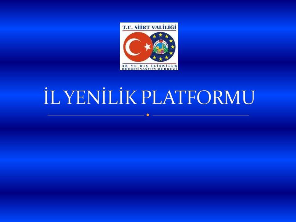 Siirt Valiliği Siirt Üniversitesi Siirt Sanayi ve Ticaret Odası Siirt İl Özel İdaresi Dicle Kalkınma Ajansı Siirt Esnaf ve Sanatkarlar Odalar Birliği Siirt İş Adamları Derneği