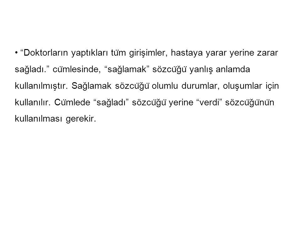 27 Yerel ağızlara ve argo söyleyişlere yer vermeme: Tu ̈ rkiye Tu ̈ rkçesinin söyleyiş özelliklerinin yaygınlaşması için konuşma dilinde burunsu ve gırtlaksı seslerden arındırılmış İstanbul ağzı yeğlenmelidir.