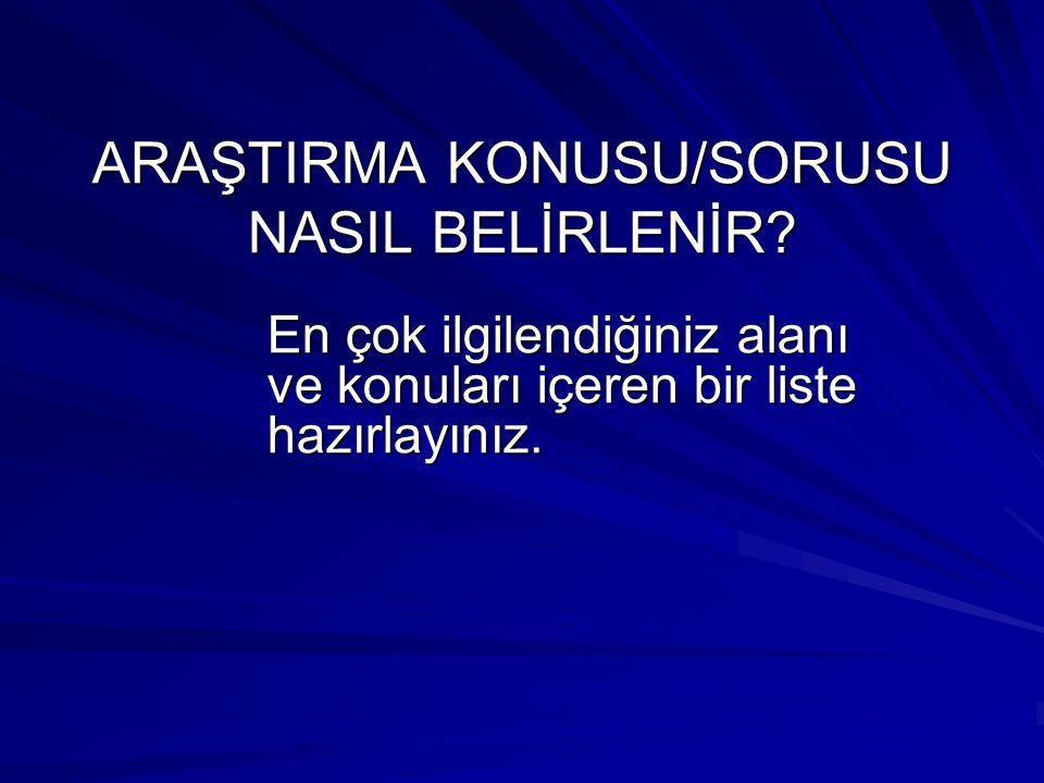 İYİ ARAŞTIRMA SORUSU ÖRNEKLERİ TARİH 19. Yüzyılda Türkiye'de Yabancı Okulların Gelişmesi/Kurulması