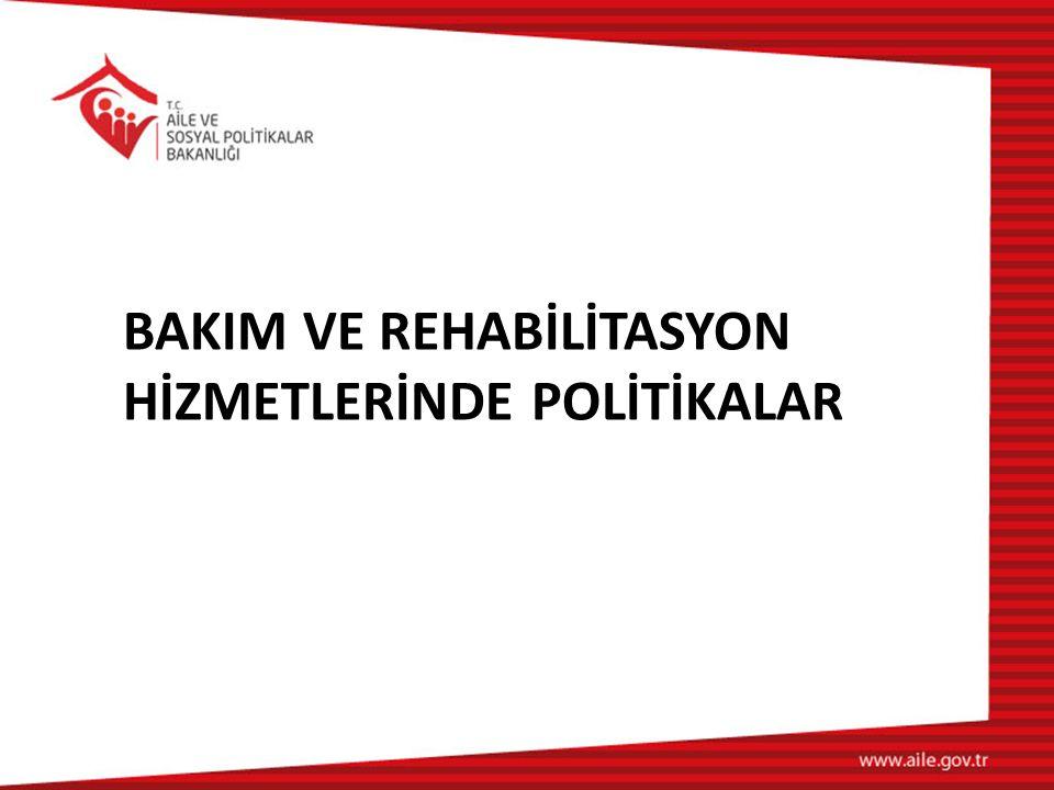 www.sydgm.gov.tr İHTİYAÇ ANALİZLERİ Yaşlı ve aile ilişkileri araştırması (2005) 2010 Türkiye'de Yaşlılık Dönemine İlişkin Beklentiler araştırması.
