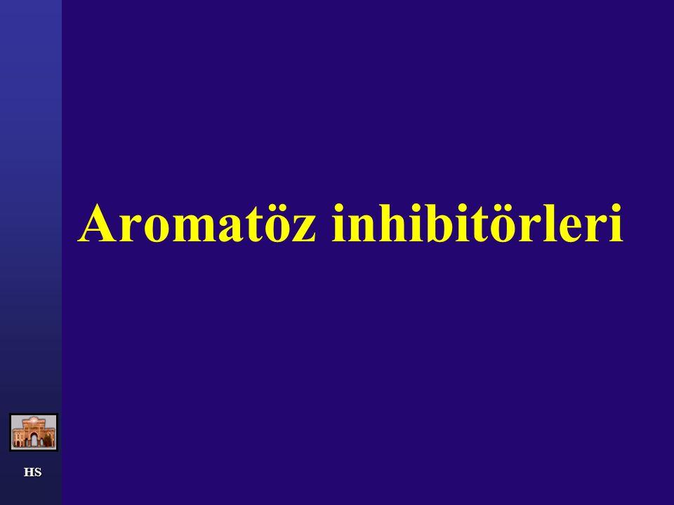 Aromatöz inhibitörleri HS
